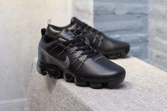 sports shoes 6a528 3be1a Cheap Nike Air Vapormax,Outlet Air Vapormax Womens,Cheap Air Vapormax  Womens Sale,Nike Air VaporMax Leather Black Silvery Women nike air max 2017,nike  air ...