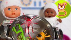 La bebé Luci y sus travesuras con su prima Martina - Capítulo #11 - Nenuco