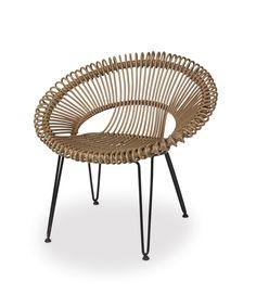 Vincent Sheppard Lazy Chair Roy bei Villatmo.de   VILLATMO - Designer Möbel, Lampen & Accessoires