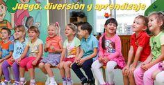 Profes: la diversión y el juego no son incompatibles con el aprendizaje