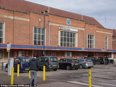 British Transport Police confirmed two people have died after horrified witnesses claimed they jumped in front of a train 'while hugging each other' at Doncaster Railway Station.