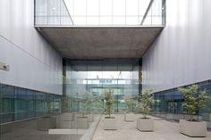 Gallery of La Florida Metropolitan Hospital Clinic / BBATS Consulting & Projects SLP + MURTINHO+RABY arquitectos - 3