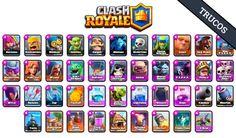 Clash Royale -combos-www.mobilga.com                                                                                                                                                                                 Más
