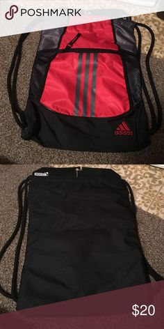 ... Shop Womens Adidas Red Black size OS Backpacks at a discounted price at  Poshmark. 4dae90c787