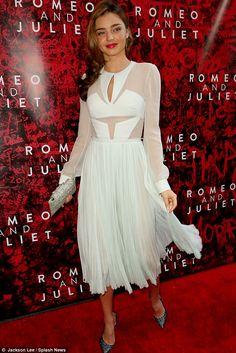 Miranda Kerr Bloom|Long Sleeve Dressing
