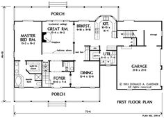 Dunwood house plan