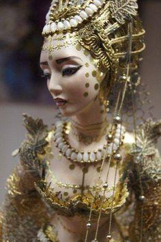 Art doll - Sasha Khudyakova