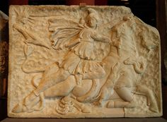 Roman stone relief of the cult of Mithras showing Mithras slaying the bull.  The old Indo-Iranian cult of the celestial deity of light led to the development of a widely popular solar mystery cult in the Roman Empire -Mithraism. The deity Mithras has been identified with the sun from at least the 1st century CE. A personal but exclusively male religion, Mithraism flourished in the 2nd and 3rd centuries CE spreading rapidly through the military and among traveling merchants. The ubiquitous…