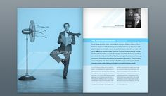 QBE the Americas - Annual Report Design