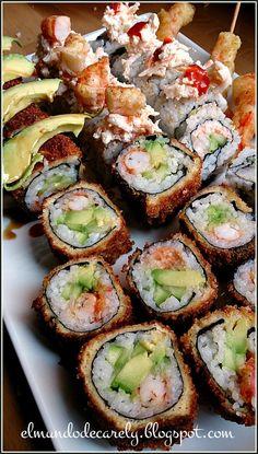 Sushi al estilo japo-mex - http://www.todareceta.es/r/sushi-al-estilo-japo-mex-43511331.html