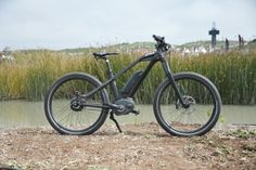 This is the Grace MX II electric bike with the Bosch mid drive, Gates belt, & NuVinci rear hub from the Sea Otter. More pics & videos => http://electricbikereport.com/electric-bikes-highlight-sea-otter-classic-bike-festival-pics-videos/
