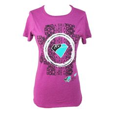 9302ab3072 Gypsy Soule Baseball T-Shirt Rope Like a Girl http   shop.