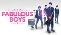 7 of10 | Fabulous Boys (2015) Taiwanese Drama - Musical Romantic Drama | Jiro Wang & Hwang In Deok & Evan Yo
