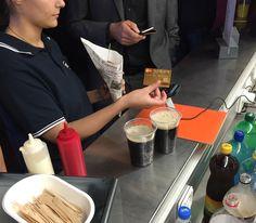 Bargeldlos bezahlen im Fussballstadion Basel an der iPad GASTROFIX Kasse Catering, Software, Ipad, Fine Dining, Cash Register, Banquet