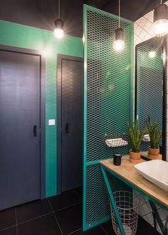 Baranova Pokorsky creates simple plant-filled interior for St Petersburg coffee shop