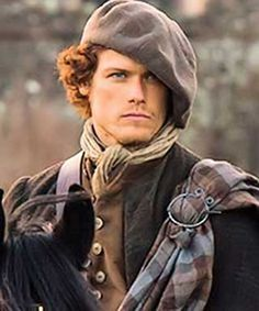 Outlander Season 2 & Sam Heughan. How Will Jamie Fraser look like As A French Gentleman?