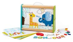 House of Toys - Magic Colour Set: Children can learn and create their very own art with the magnetic Magic Colour set. This set includes 7…