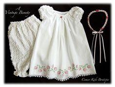 Abriella Vintage Peasant Style Pillowcase Dress | Flickr - Photo Sharing!