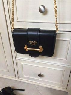 855d51ddad37 $1799 Prada Cahier Belt Bag Crossbody Messenger bag | eBay