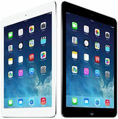 iPad Air   iPad mini   The new iPad & the most reliable 4G LTE Network