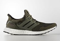 """#sneakers #news adidas Ultra Boost 3.0 """"Trace Cargo"""" Releases In January 2017"""
