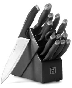 J.A Henckels International Silver Cap 14 Piece Cutlery Set