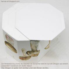 Anleitung für eine DIY- Oktagon-Box.