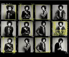 Jimi Hendrix, by Gered Mankowitz, planche contact, contact sheet. Photography Sketchbook, Film Photography, White Photography, Photography Lessons, Fashion Photography, Jimi Hendrix Experience, Rock And Roll, Jimi Hendricks, Contact Sheet