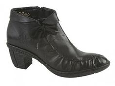 Rieker Rebecca 23 ankle boot in black