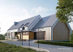 Projekty domów LK Projekt LK&1329 zdjęcie 14
