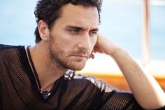 Fırat Çelik, actor b. 1981 in Germany to Turkish family. Raised in Germany then later in France.
