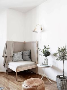 fauteuil d angle l astuce gain de place et cocooning blog deco clem