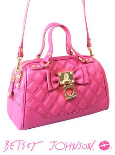 i'm Dreaming of a pink christmas...with Betsey Johnson!