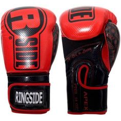Black Ringside Full Face Training Boxing Headgear