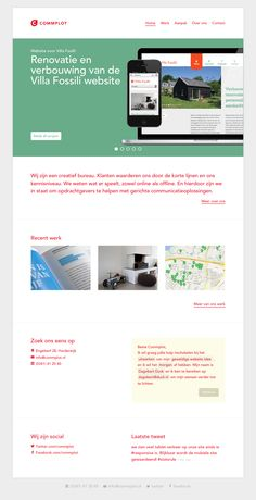 Commplot website
