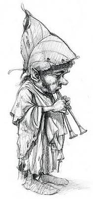 Jean-Baptiste Monge jbmonge | Illustrator Character Designer | Canada | À La Recherche de Féerie 1