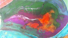 Acrilic on canvas by Celya Jacobi