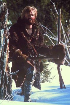 Jeremiah Johnson.  Robert Redford and Will Geer.