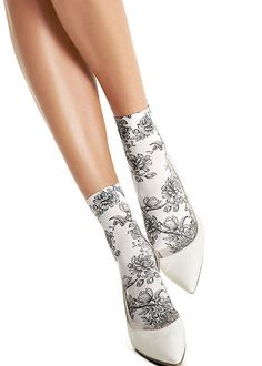 Oroblu Annabelle Ankle Highs