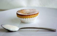 3 Ingredient Cheesecake, Latte, 3 Ingredients, Biscuits, Muffins, Deserts, Cupcakes, Sugar, Eggs