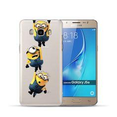 Cute Cartoon Hard PC Phone Cover Coque Fundas For Samsung Galaxy J1 J3 J5  J7 A3 748a01cfd606