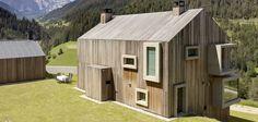 Casa Prè de Sura: la Val Badia incorniciata dalla sostenibilità
