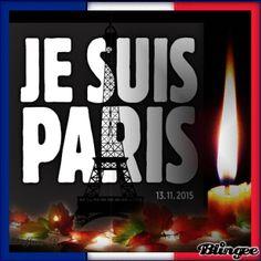 pour mes amis en France, je pense à vous