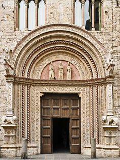 Perugia - Tor der Künste (Palazzo dei Priori)