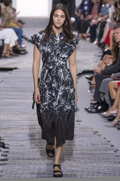 Michael Kors Collection Spring 2018 Ready-to-Wear Collection