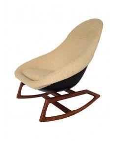 Gemini Lurashell rocking chair