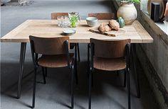 Holztisch Kapal, 160x80 1