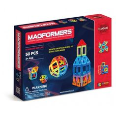 Magformers 50Pc Box