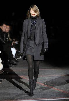 Malgosia Bela Givenchy automne-hiver 2010-2011