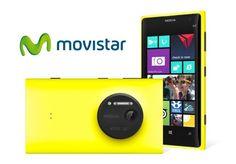 Ya está disponible en México a través de Movistar la versión de 64 GB del Nokia Lumia 1020.